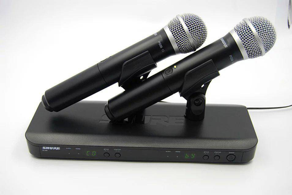 Микрофон Shure blx58 /pg58 wireless microphone