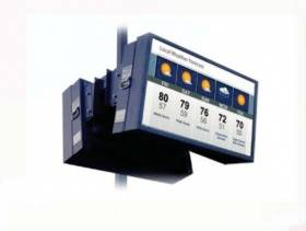 Интерактивный экран Zalcom OUTDOOR High Brightness Monitor